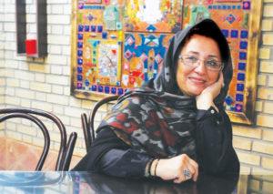 بیوگرافی سعیده قدس به همراه داستان زندگی شخصی و عکس های اینستاگرامی