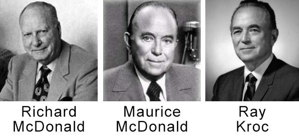 بیوگرافی برادران مک دونالد
