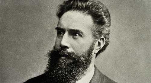 بیوگرافی ویلیام کنراد رونتگن
