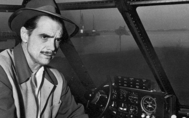 بیوگرافی هاوارد هیوز هوانورد