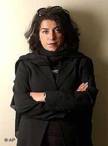 بیوگرافی مرجان ساتراپی