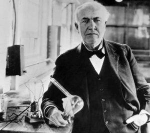 بیوگرافی توماس ادیسون به همراه داستان زندگی شخصی و عکس های اینستاگرامی