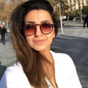 بیوگرافی شیرین ناصری