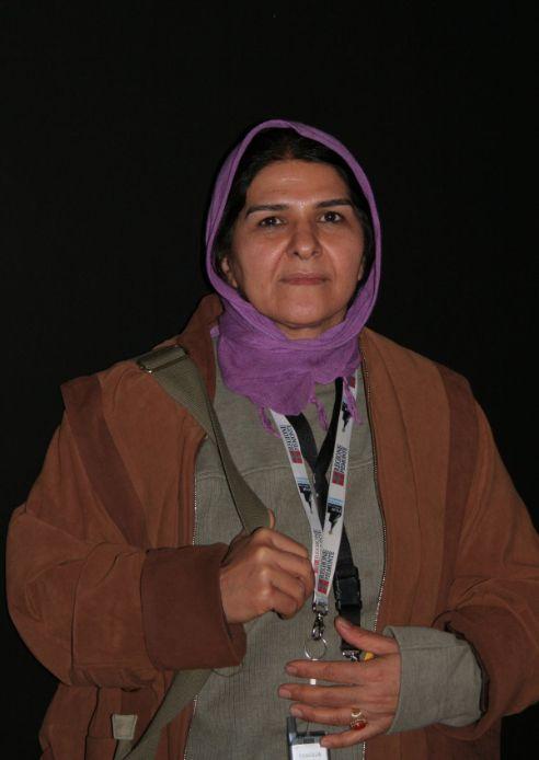 بیوگرافی انسیه شاهحسینی