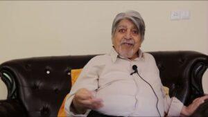 بیوگرافی ناصر احمدی