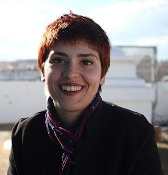 بیوگرافی آناهیتا قزوینیزاده